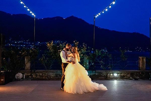 Wedding in Villa Pizzo Lake Como