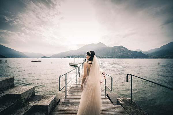 Wedding Lake Como Villa Serbelloni Bellagio