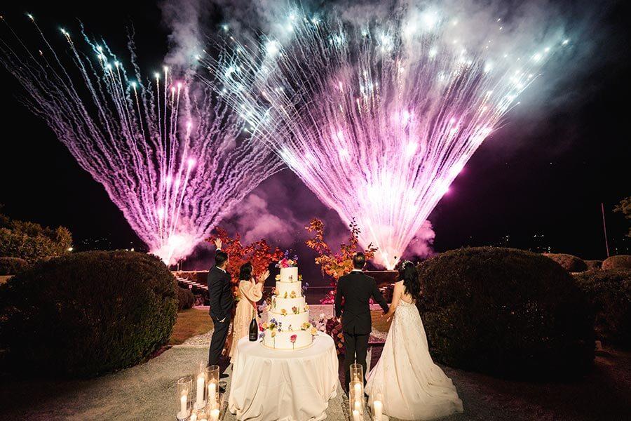 Andreea and Andrei's wedding Lake Como Villa Erba