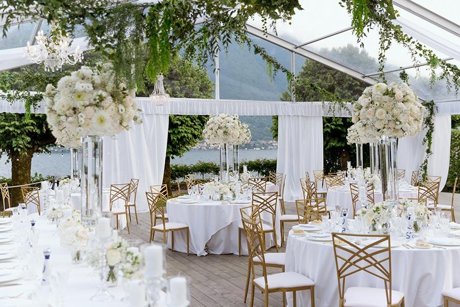 Wedding Lake Como Villa Balbiano